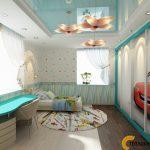 Дизайн интерьера детская для мальчика