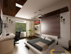 Дизайн комнаты мальчика 15 лет