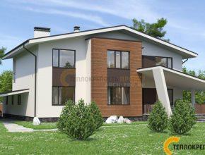 Эксклюзивный проект дома
